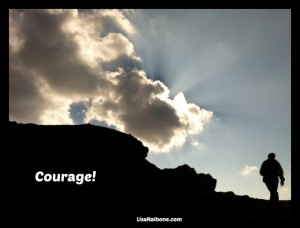 Courage LisaNalbone.com