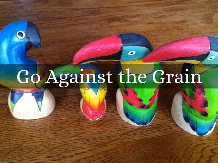 Raising a Thiel Fellow Tip: Go against the Grain at www.lisanalbone.com
