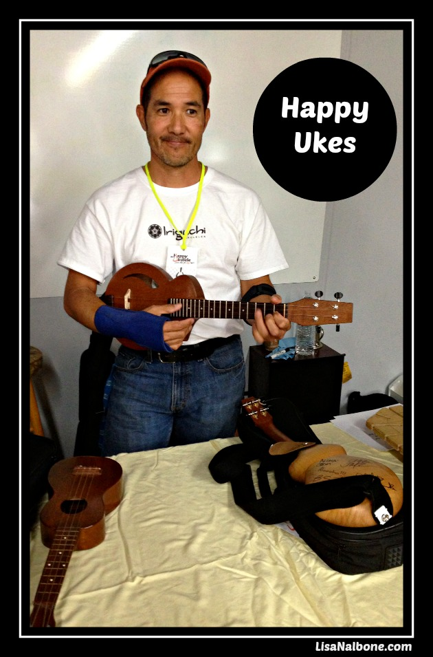 How to Make a Happy Ukulele