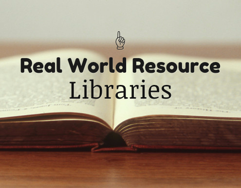 A Real World Resource that Rocks: Your Library