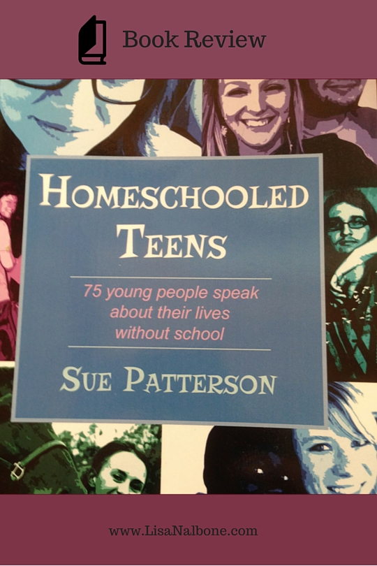 Book Review: Homeschooled Teens by Sue Patterson