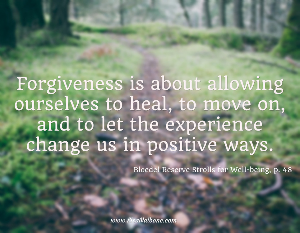 BloedlReserve Forgiveness quote