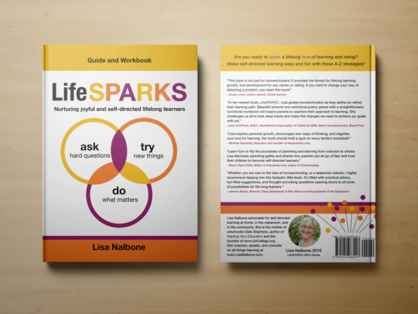LifeSPARKS Guide and Workbook is Ready!