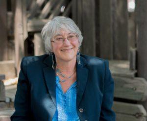 Portrait of Lisa Nalbone at Winters Park