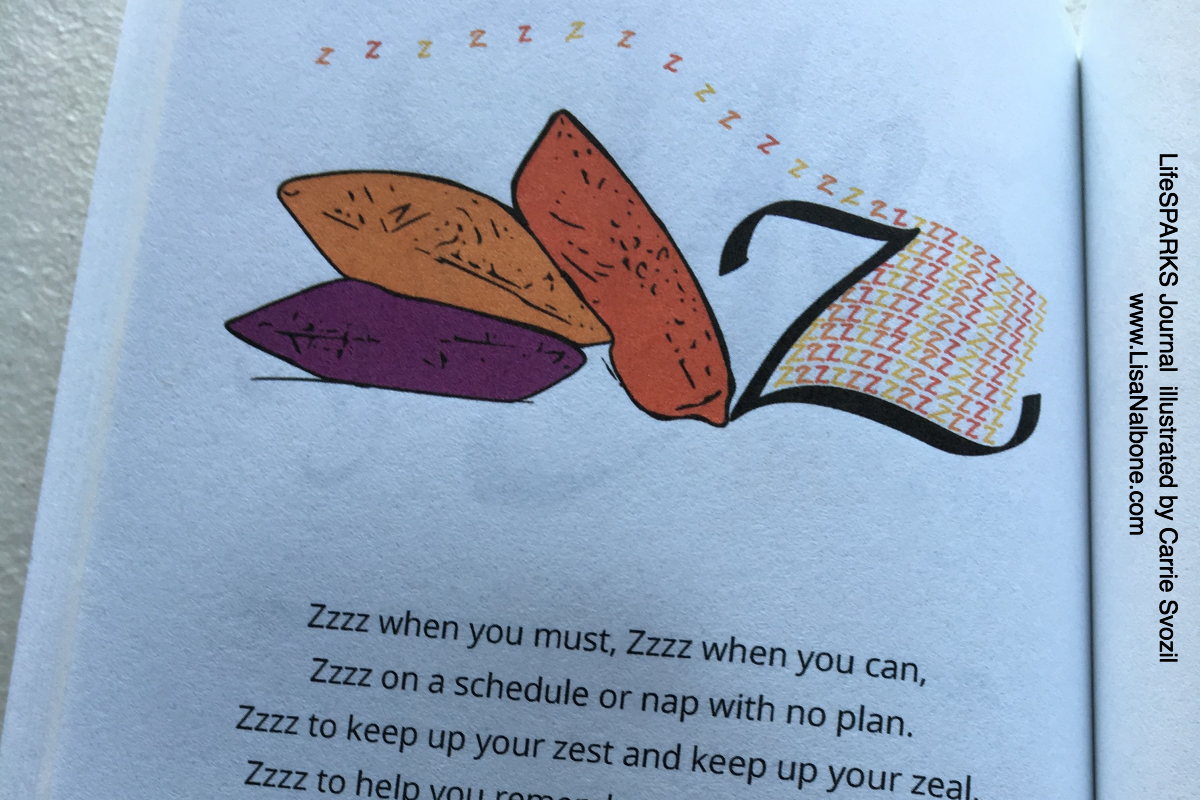Z image from LifeSPARKS Journal